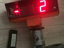 Крановые весы бу МК-10000 (СВК-10000) безнал, наложенный