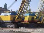 Краны гусеничные. Аренда гусеничных кранов МКГ-25БР Киев. - фото 2