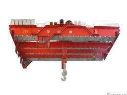 Литейный мостовой кран. Кран двухбалочный