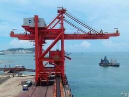 Краны портовые. Портовое оборудование