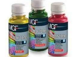 Краситель концентрат MGF Color - ton все цвета