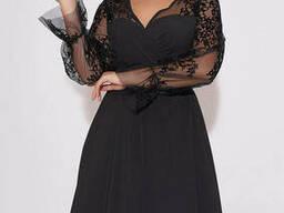 Красивое женское платье (48-64р), доставка по Украине