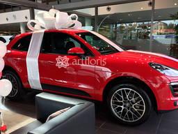 Красивый подарочный бант на машину, бант на автомобиль купит