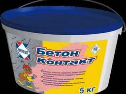Краска адгезионная Бетонконтакт Ферозит 17, 5 кг