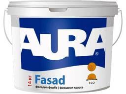 Краска акриловая AURA FASAD фасадная 14кг