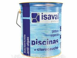 Краска для бассейнов и резервуаров на основе хлоркаучука. ..