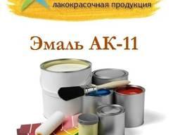 Краска для бетонных полов АК-11 серая 1 кг
