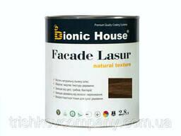 Краска для дерева Facade Lasur Bionic-House 2, 8л. ..