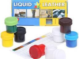 Краска для кожаных изделий Жидкая кожа Liquid Leather (Лик