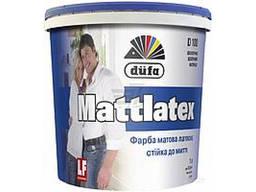 Краска Dufa D100 Matlatex (1 л)