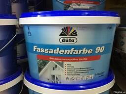 Краска Dufa F90 фасадная 14 кг (10л)