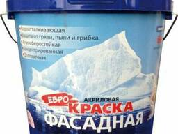 Краска Фасадная 13 кг ТМ Farbitex ГОСТ