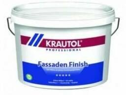 Краска фасадная акриловая Krautol Fassaden Finish 10л