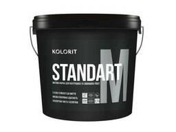 Краска фасадная Kolorit Standart M акриловая