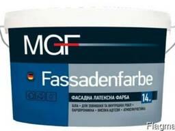 Краска фасадная MGF Fassadenfarbe 10л