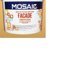 Краска фасадная Mosaic
