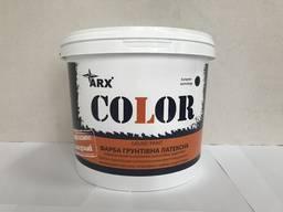 Краска грунтующая акриловая с кварцевым песком. 14 кг (10 л)