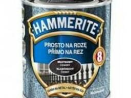 Краска Hammerite молотковая 2.5 л