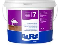 Краска интерьерная AURA Luxpro7 10 л
