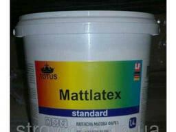 Краска латексная Mattlatex 7 кг
