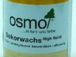 Краска на основе масел и воска, прозрачная, Osmo, 3101, 2. 5л.