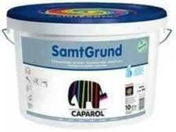 Caparol SamtGrund грунтувальна фарба, Біла B1, 10 л/2,5л