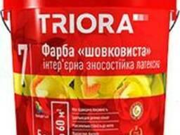 """Краска шелковисто-матовая интерьерная """"Triora"""" № 7 10, 0 л"""