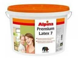 Краска в/д Alpina Expert интерьерная 7B1 Premiumlatex 10 л