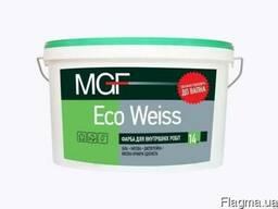 Краска в/д MGF Eco Weiss M1 10 л