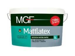 Краска в/э MGF латексная матовая М100 10л