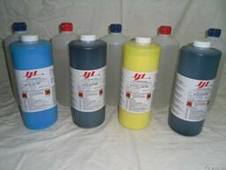 Краски для каплеструйных принтеров (маркираторов)