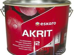 Краски и лаки фирмы Eskaro