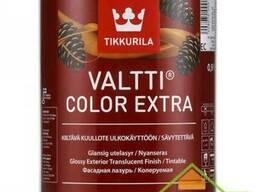 Краски и масла для дерева Tikkurila