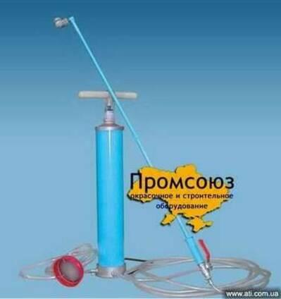 Краскопульт КРДП-4 – ручной побелочный (Беларусь)