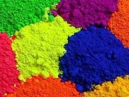 Краску пигментную сухую