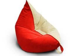 Червоно молочний крісло подушка мат трансформер