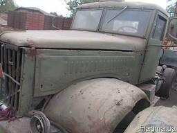 КрАЗ - 258 Сідловий тягач на запчастини