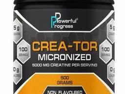 Креатин Powerful Progress Crea-Tor Micronized 500 грамм