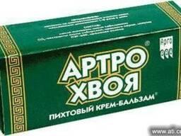 Крем бальзам Артро-Хвоя цена 90 грн,Киев,Украина