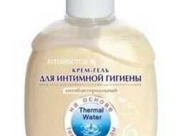 Крем-гель для интимной гигиены антибактериальный