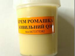 Крем ромашка живильний коэнзим Q10