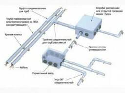 Крепежные изделия для монтажа лотков и кабельныхтрасс,Одесса