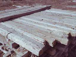 Виноградные столбики, железобетонные, бетонные столбы 2.42