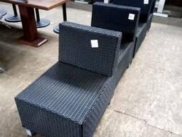 Кресла б/у ротанг искусственный