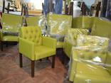 Кресла для кафе, ресторанов, баров с пуговицами - фото 8