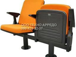 Крісла для Палацу спорта