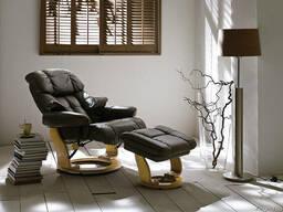 Купити Relax кресла-реклайнери з підставкою для ніг можна