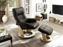 """Кресла с механизмом """"Relax"""". Реклайнер (от англ. recliner)"""