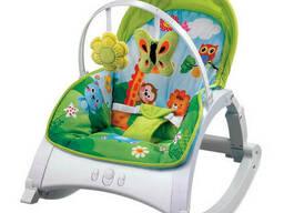 Кресло-качалка Lorelli Enjoy jungle green
