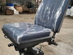 Кресло машиниста тепловоза